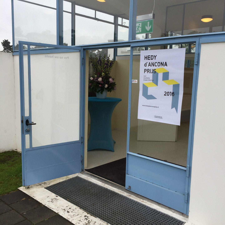 UItreiking op Zonnestraal Hilversum