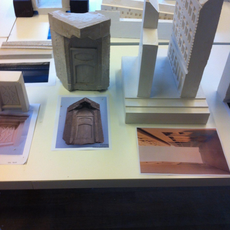 Vormstudie V3 Academie van Bouwkunst Amsterdam