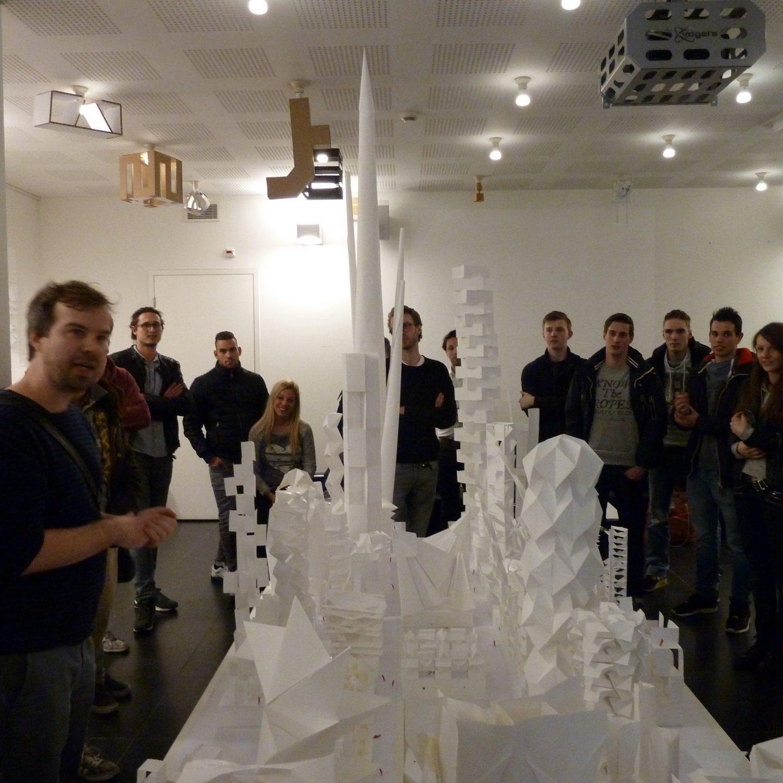 Kennismakingsworkshop Academie van Bouwkunst Amsterdam